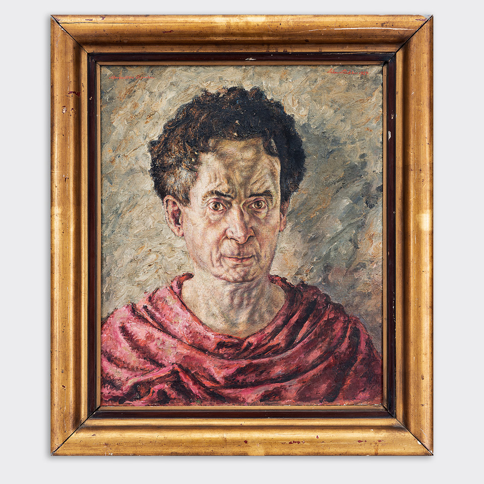 Porträt Maximilian Harden