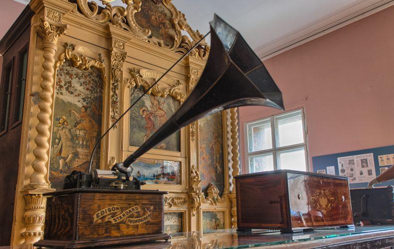 Die Sammlung der Mechanischen Musikinstrumente