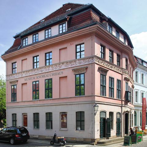 Berliner Biedermeier – Humboldt, Schinkel und Familie Knoblauch