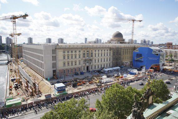 6. März 2019   4. Forum: Das Stadtmuseum Berlin im Humboldt Forum