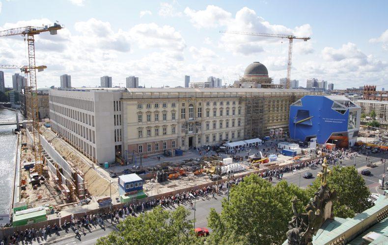 6. März 2019 | 4. Forum: Das Stadtmuseum Berlin im Humboldt Forum