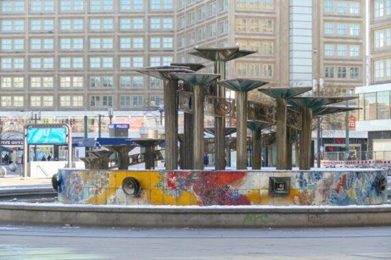 Der Alexanderplatz im Wandel der Zeiten