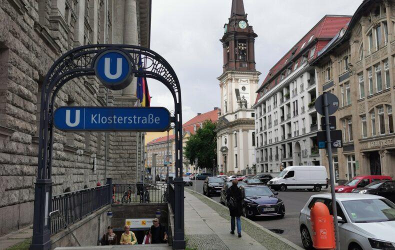 Die Klosterstraße – 800 Jahre Berliner Geschichte